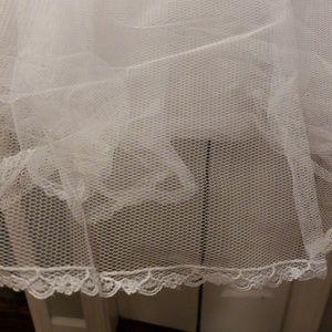 David's Bridal Intimates & Sleepwear - Ballgown slip